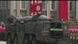 2014-03-04 美國之音視頻新聞: 北韓繼續向太平洋發射短程導彈