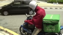 Food Deliveries Increasing in Malaysia As COVID-19 Pandemic Hammers Nations