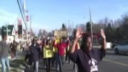 弗格森威爾遜警官辭職 各地抗議持續