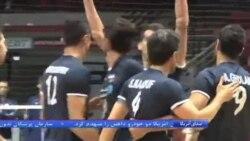 نخستین پیروزی والیبال ایران در برابر آمریکا