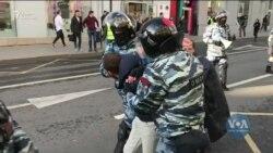У Москві відбулася одна з наймасовіших акцій протесту за останні роки. Відео
