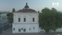 Посольство США в Україні допомогло почати реставрацію Києво-могилянської академії. Відео