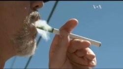Курці електронних цигарок пізніше переходять на традиційні - дослідники. Відео