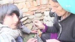 نیمی از معتادان مواد مخدر در بدخشان زنان و کودکان اند
