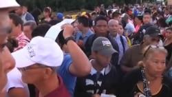 Oposición venezolana insta a abrir totalmente la frontera