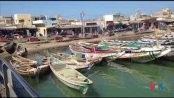 Tension à St-Louis apres la mort d'un pêcheur sénégalais au large de la Mauritanie (vidéo)