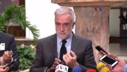 OEA designa a exfiscal de la CPI como asesor especial