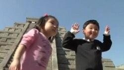 Truyền hình vệ tinh VOA Asia 22/12/2012