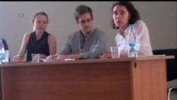 2013-08-01 美國之音視頻新聞: 美國公開斯諾登所泄露的監聽文件