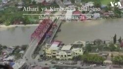 Ufilipino : Athari za Kimbunga