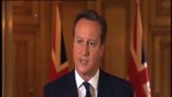 英國首相誓言要擊敗伊斯蘭國