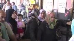 نانوائی ها در غزه