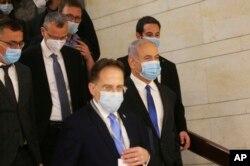 Benyamin Netanyahu bosh vazir sifatida yangi muddatini boshladi