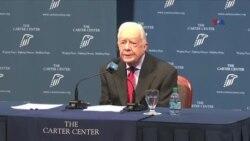 Sabiq ABŞ prezidenti Cimmi Karter xərçənglə mübarizə aparır