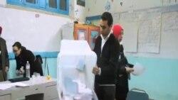 突尼斯舉行歷史性總統大選決選