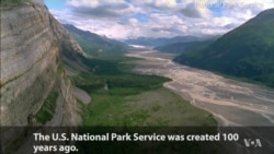 US National Park Service Celebrates 100th Anniversary