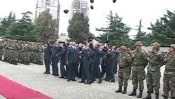 Shkup: diplomohen kadetë nga Kosova, Bosnja, Mali i Zi