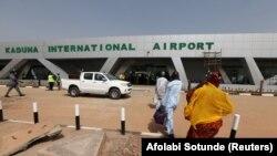 Kaduna international airport in Kaduna, Nigeria
