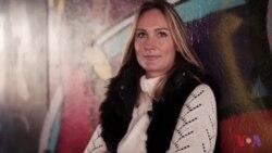 Iva Martin, VOA Bosnian