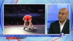 تیم ملی کشتی آزاد ایران در آستانه صعود به فینال