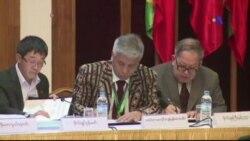 Myanmar ký dự thảo thỏa thuận ngừng bắn với các nhóm phiến quân