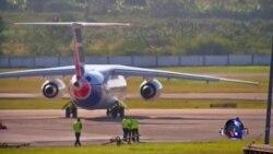 美国古巴最后敲定定期商业航班协议细节
