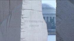 Spomenik Martinu Lutheru Kingu u Washingtonu