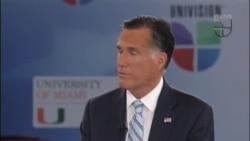 美国大选:罗姆尼竞选因录像事件受损