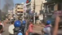 孟加拉國處決反對派領導人引發暴力抗議