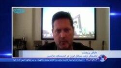 مایکل پریجنت: آمریکا به استفاده احتمالی از موشک های ایران در عراق واکنش نشان می دهد