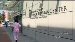 Як український травматолог набирається досвіду в одному із провідних госпіталів США. Відео