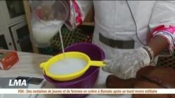 Des produits cosmétiques made in Tchad