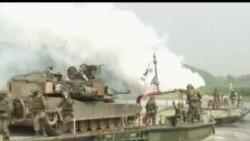 美国称强军为亚洲再平衡战略关键