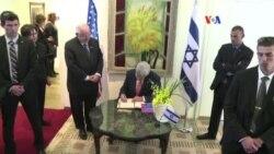 Kerry visita Jerusalén