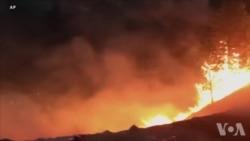 气候变化对加州大火的影响