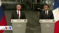 Fransa Rusya'ya Karşı Tutumunu Yumuşatacak mı?