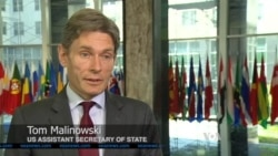 Assistant Secretary of State Tom Malinowski Speaks to VOA
