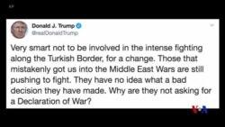 美國從敘北部撤走其餘美軍 特朗普說要制裁土耳其