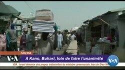 Buhari ne fait pas l'unanimité à Kano