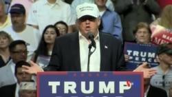川普努力爭取非洲裔與拉美裔選民的支持