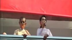 緬甸官員:奧巴馬祝賀緬甸舉行自由公正選舉