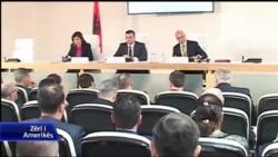 Guvernatori i Bankës së Shqipërisë, takim me biznesmenë