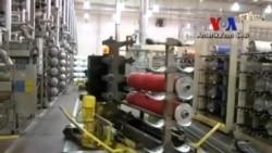 ABD'de Tekstil Sanayi Yeniden Canlanıyor