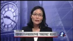 """VOA连线: 欧盟有望在2016年决定是否给予中国""""市场经济地位"""""""