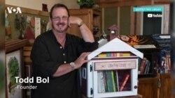 «Маленькие бесплатные библиотеки»: как проект американца из Висконсина обрел мировой успех?