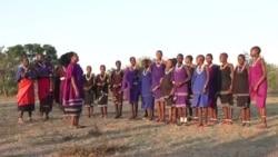 Mila za Wamasai : Maandalizi ya sherehe mbadala ya kuvusha rika