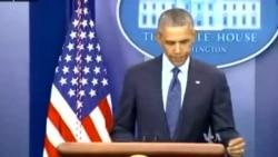 Perezida Barack Obama Yamaganye Ubwicanyi bw'Abantu 50 muri Orlando.