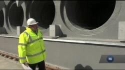 Американці збудували сховище для ядерного палива у Чорнобилі. Відео