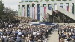 Poland Offers Warm Welcome as Trump Backs NATO, Pledges to Defend Borders, Defeat Terror