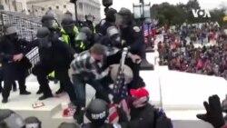 聯邦檢察官開始對攻擊國會大廈的騷亂者提出刑事指控